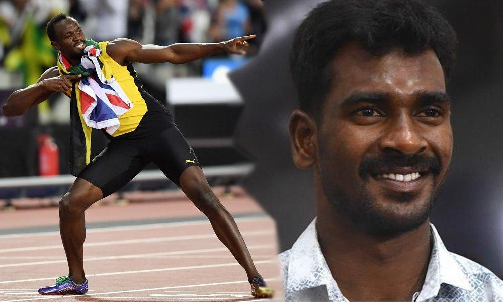 Usain Bolt'u geçen Hintli manda koşucusu, milli takım elemeleri davetini reddetti