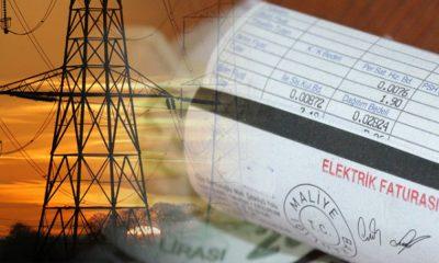 Elektrik zammı fatura