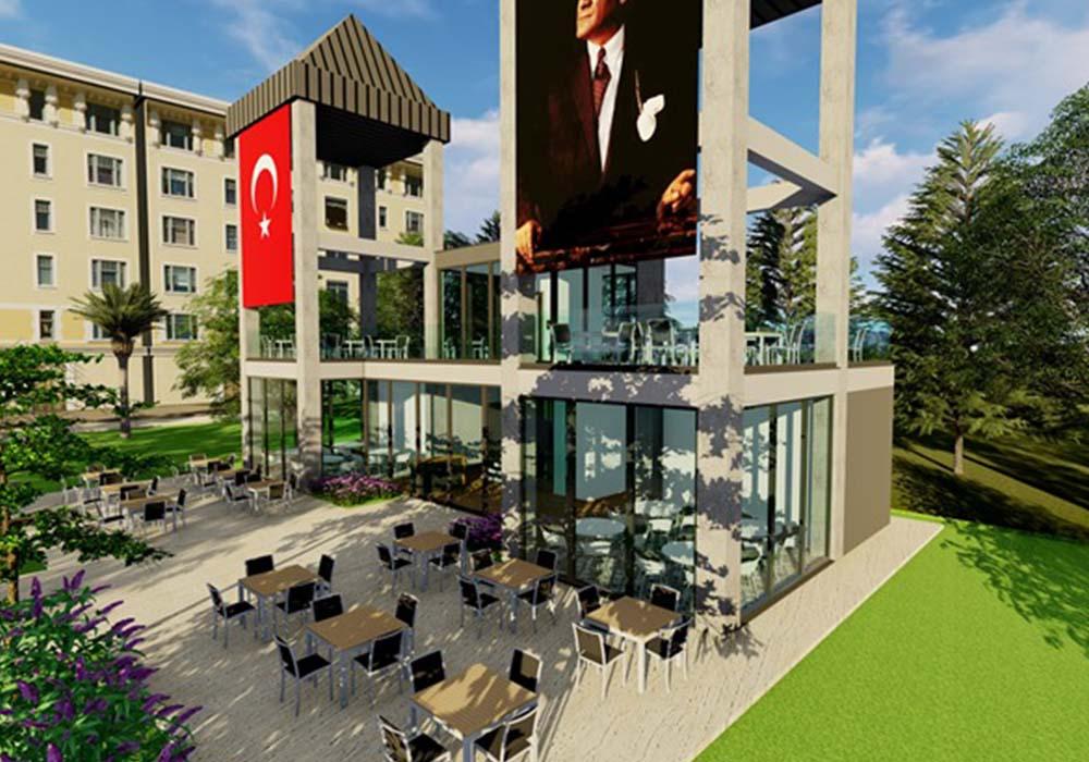 Mahkemeden Mudanya'ya Güzelyalı Atatürk Parkı müjdesi