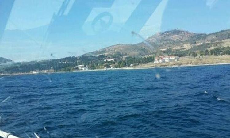 İmralı Adası'nda orman yangını! İstanbul'dan bölgeye söndürme helikopterleri istendi