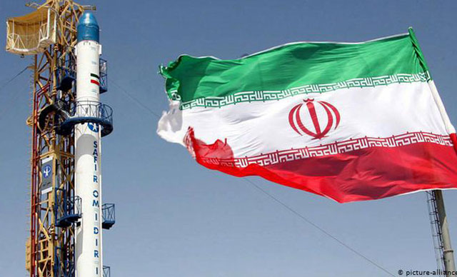 İran'da büyük hüsran! 'Zafer-1' uydusu, Hint Okyanusu'na düştü