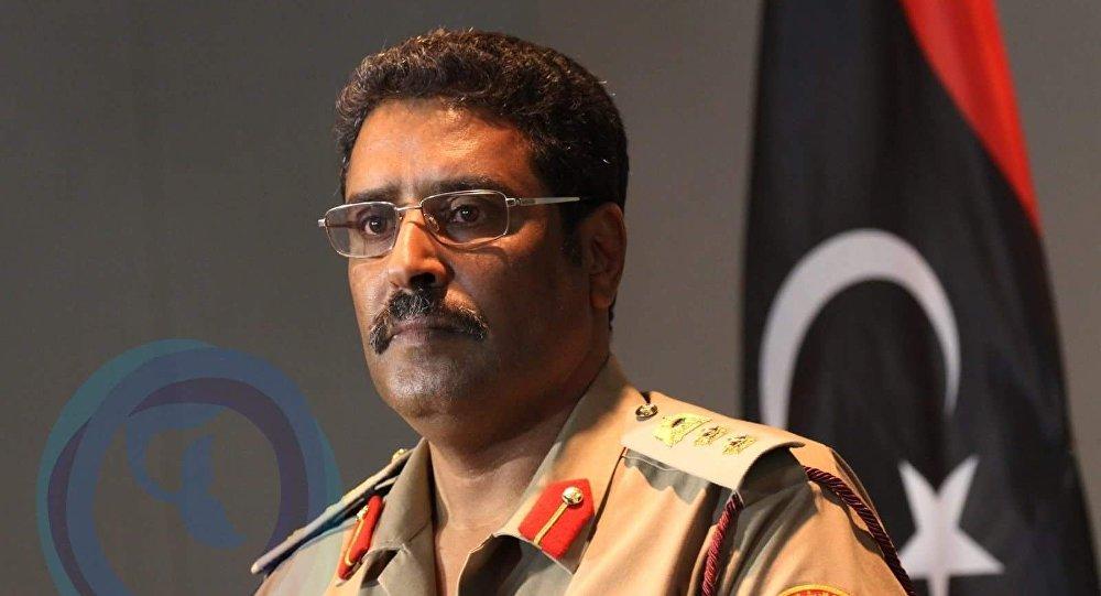 Hafter'in sözcüsü: Türkiye Misrata Limanı üzerinden Libya'ya silah sevkiyatı yapıyor
