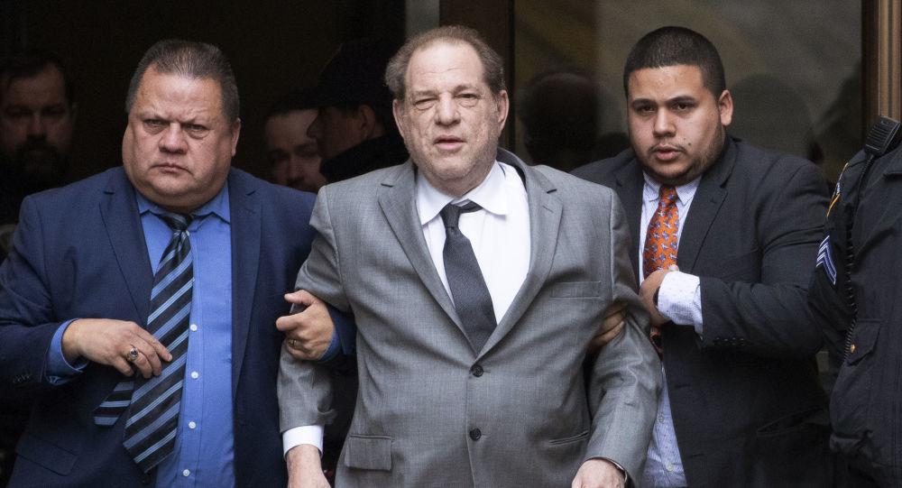 ABD'li film yapımcısı, tecavüzden suçlu bulundu!