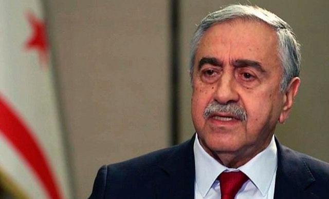 Kuzey Kıbrıs Cumhurbaşkanı Akıncı: Türkiye'nin acısını paylaşıyorum