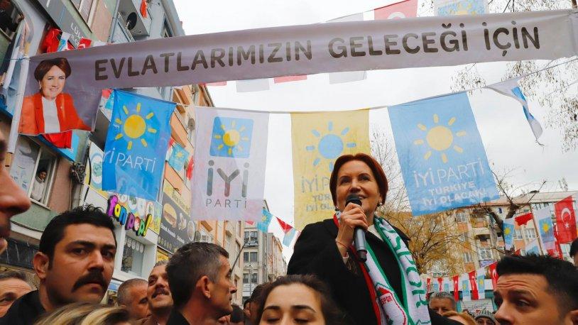 Meral Akşener: Erdoğan'ın dili toplumu bir birine düşman etti