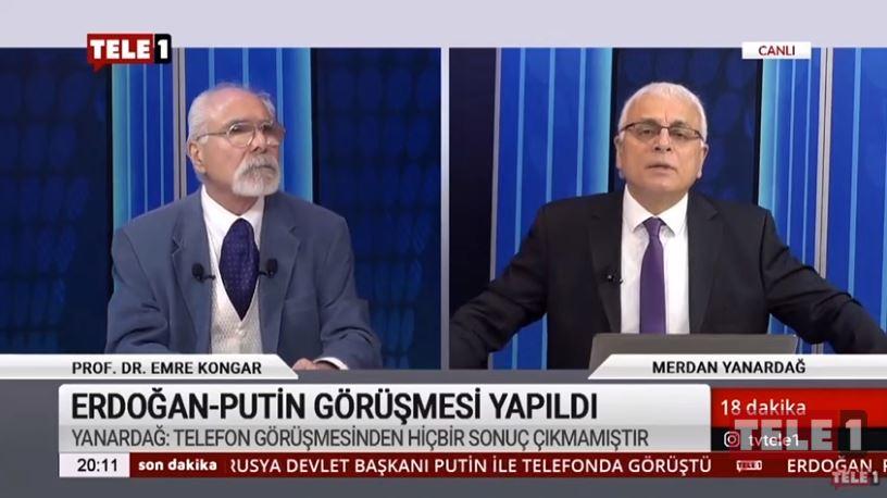 Yanardağ Erdoğan-Putin görüşmesini yorumladı: Ağır bir yenilgi