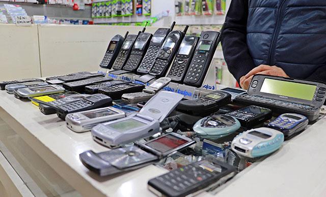25 yıllık uğraş: Cep telefonu koleksiyonu
