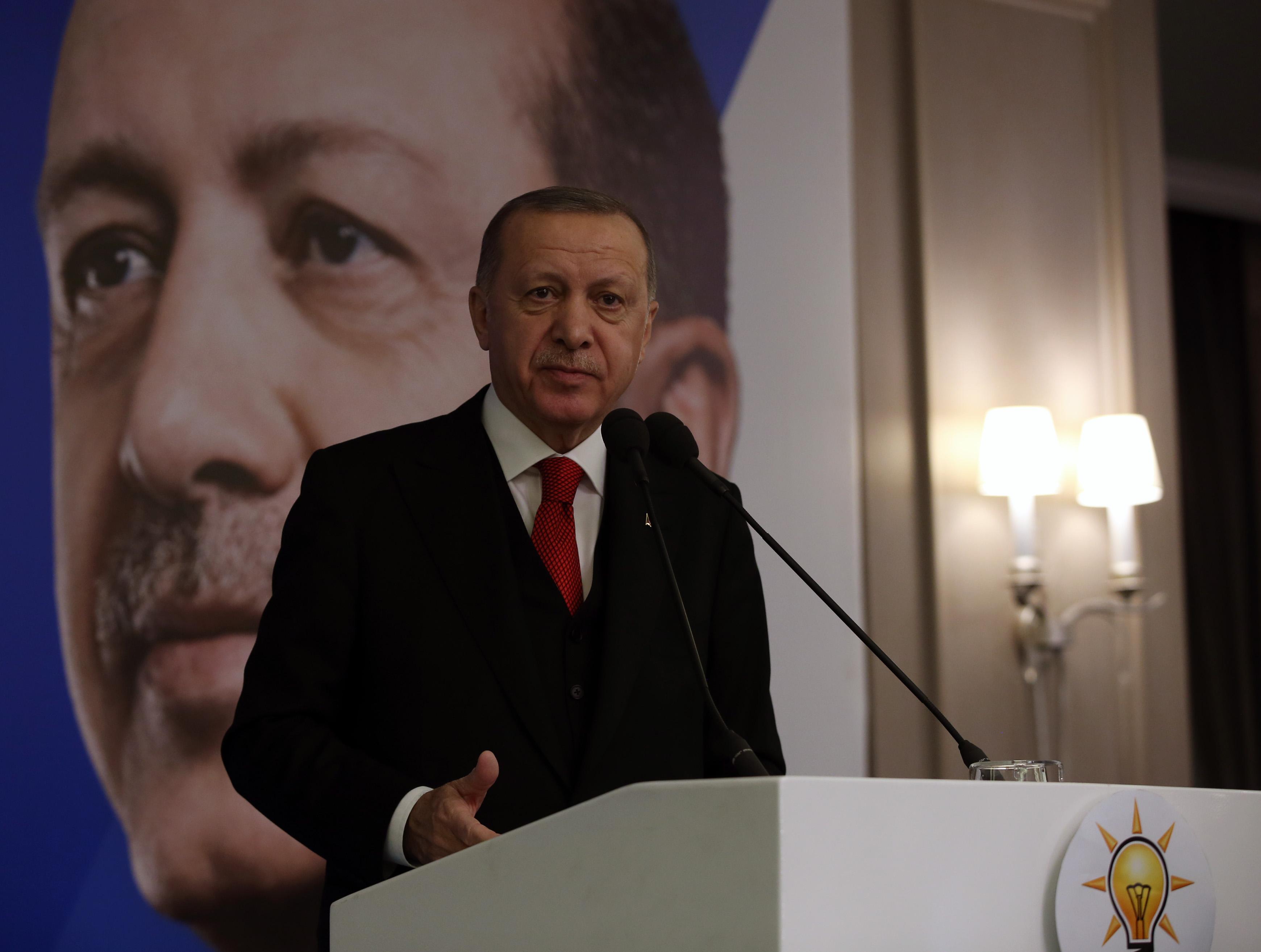 Erdoğan'dan, CHP'nin İş Bankası'ndaki hisseleri için talimat!