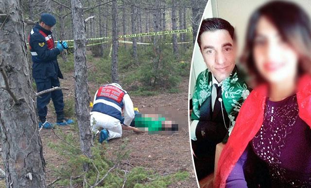 Nişanlı cinayetinde skandal ifade: Ayrılmak istediğini söyleyince öldürdüm