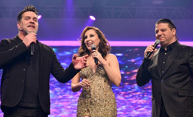 Antalya Belek'te gala gecesine birçok ünlü isim katıldı