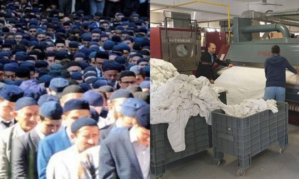 Süleymancıların çamaşırları devlet hastanesinde yıkanıyor! Çamaşırhane skandalı CİMER'de…