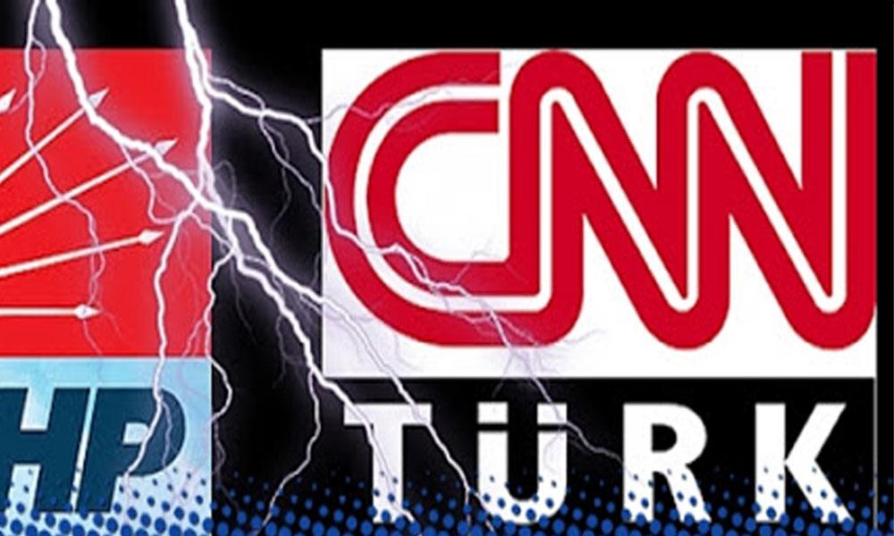 Boykot kararı sonrası CHP'den CNN Türk'le ilgili yeni hamle