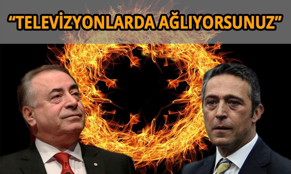 Mustafa Cengiz'den Ali Koç'a sert tepki! 'Neredeyse bazı başkanlar haber bültenlerini sunacak'