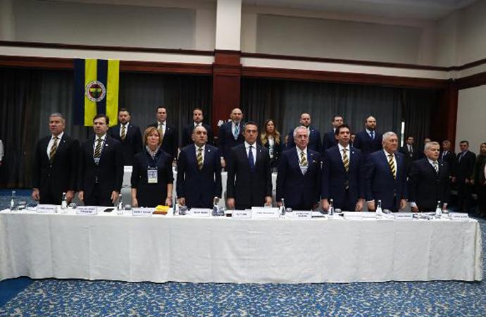 Fenerbahçe Divan Kurulu'nda gerginlik! Ali Koç: Yanlış bilgiler çerçevesinde konuşuyorsunuz