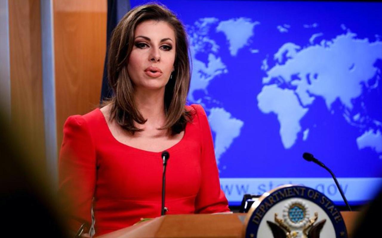 ABD: Türkiye'nin meşru savunma eylemlerini destekliyoruz