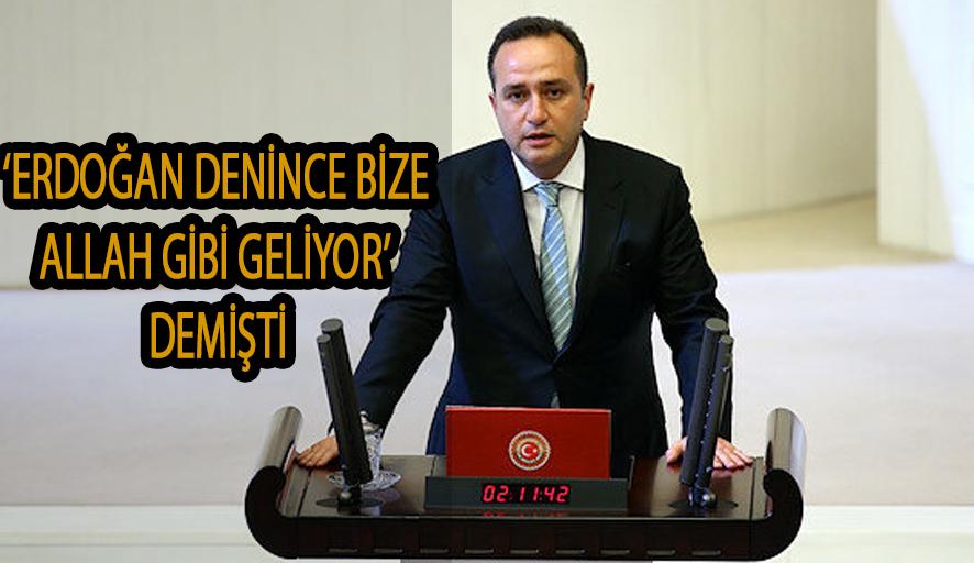 AKP'li Ağar: Göçük altından 'başım açık, beni çıkarmayın' diyenlerin imanıyla bu ülke korunuyor