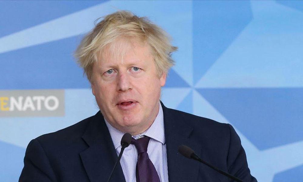 İngiltere Başbakanı Johnson karantinaya girdi