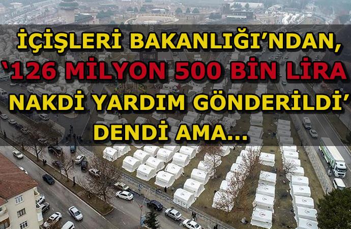 Elazığ'da çadırda yaşayan depremzede: 'Biz yardım parası alamadık, eşim ve oğlum iş bulmak için İstanbul'a gitti'