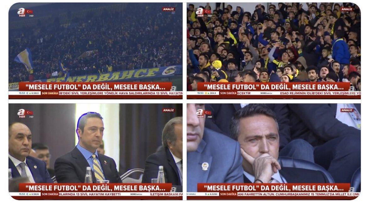 Yandaş A Haber'den 'Berat Albayrak' belgeseli! Ali Koç ve Fenerbahçeyi hedef gösterdi…
