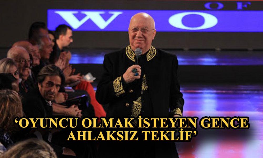 Best Model'in kurucusu Erkan Özerman'a 'çocuğa cinsel taciz' soruşturması