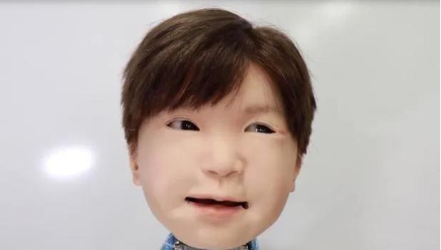 Japonlar acıyı hissedebilen robot icat etti