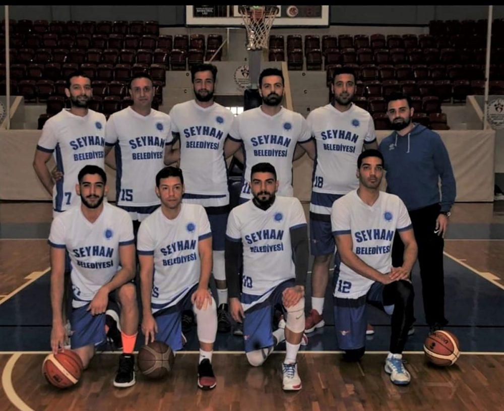 Seyhan Belediyespor'da beşte 5 sevinci
