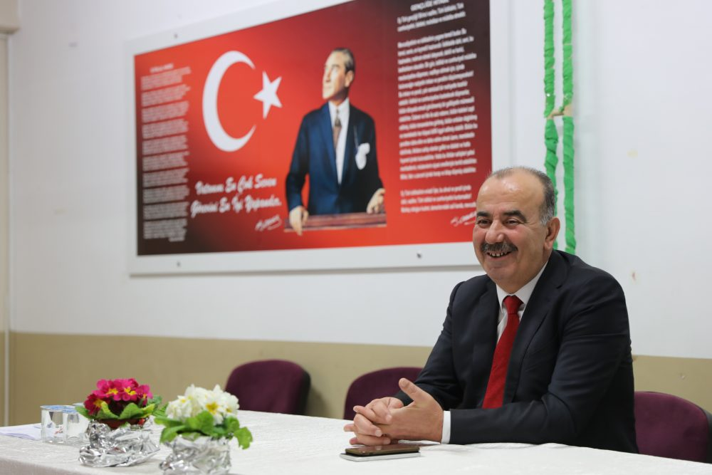 Başkan Türkyılmaz kadınlarla buluştu