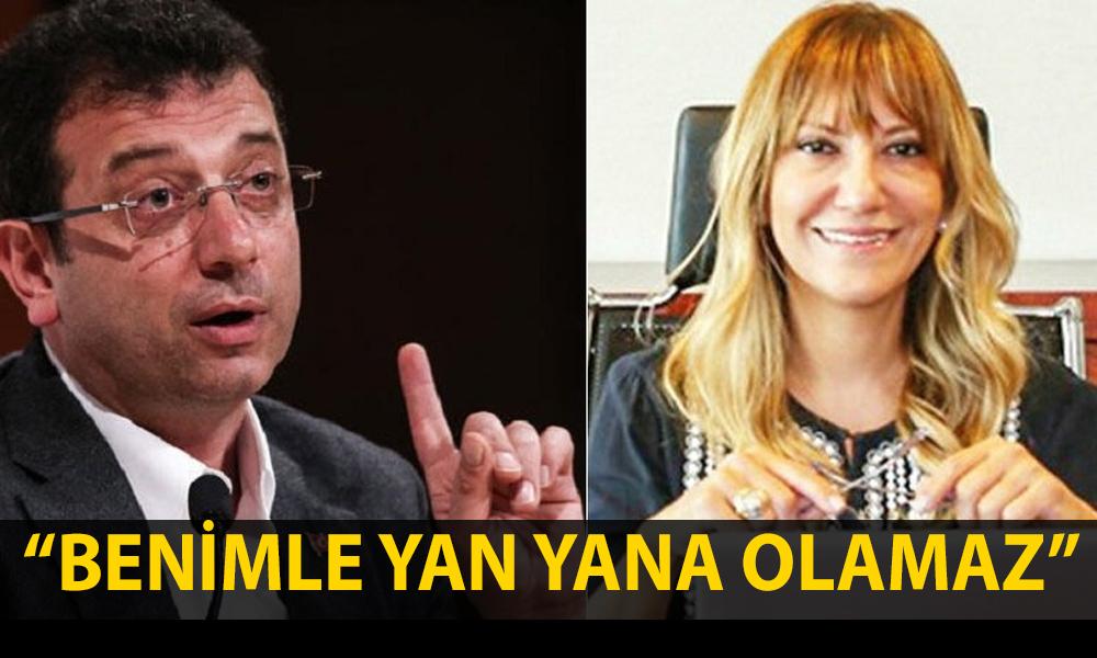 Ekrem İmamoğlu'ndan Yeşim Meltem Şişli'nin istifasına ilişkin açıklama