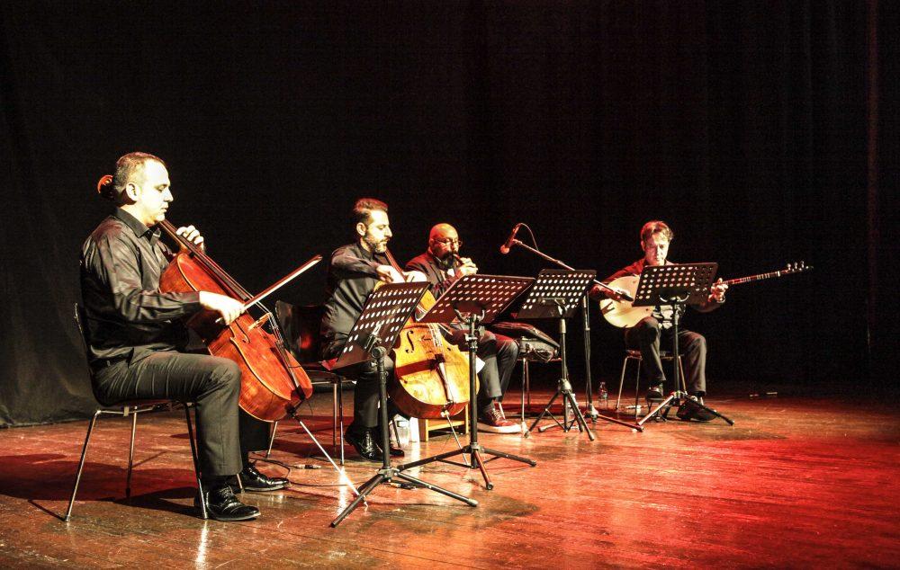 Kartal Belediyesi'nin Itrî ve Bach konseri büyüledi
