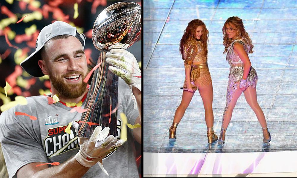 SuperBowl'da şampiyon belli oldu! Shakira ve Jennifer Lopez geceye damga vurdu