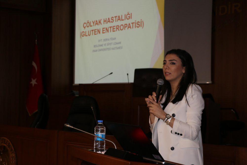 """Kartal Belediyesi'nden """"Çölyak'la Yaşam"""" semineri"""