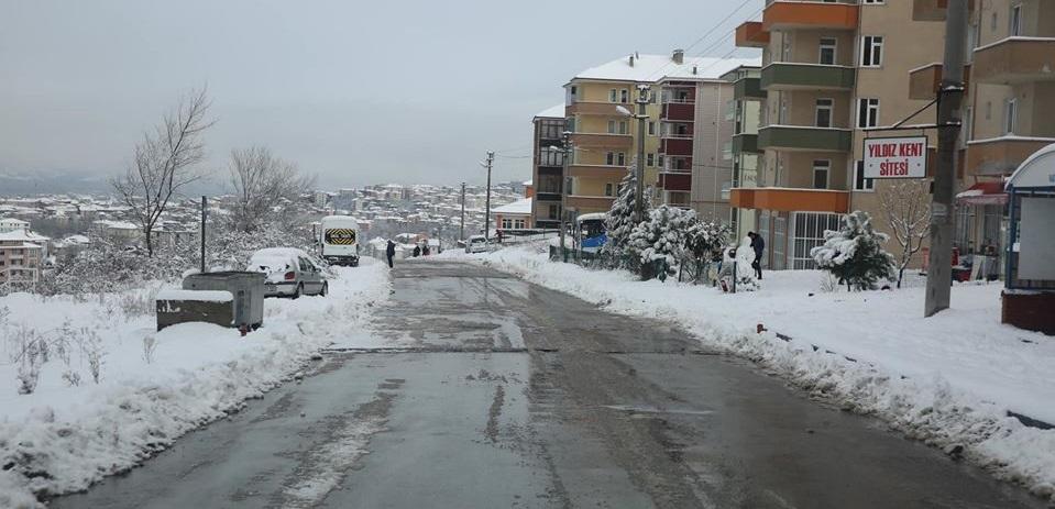 Bartın'da okullar 1 gün tatil