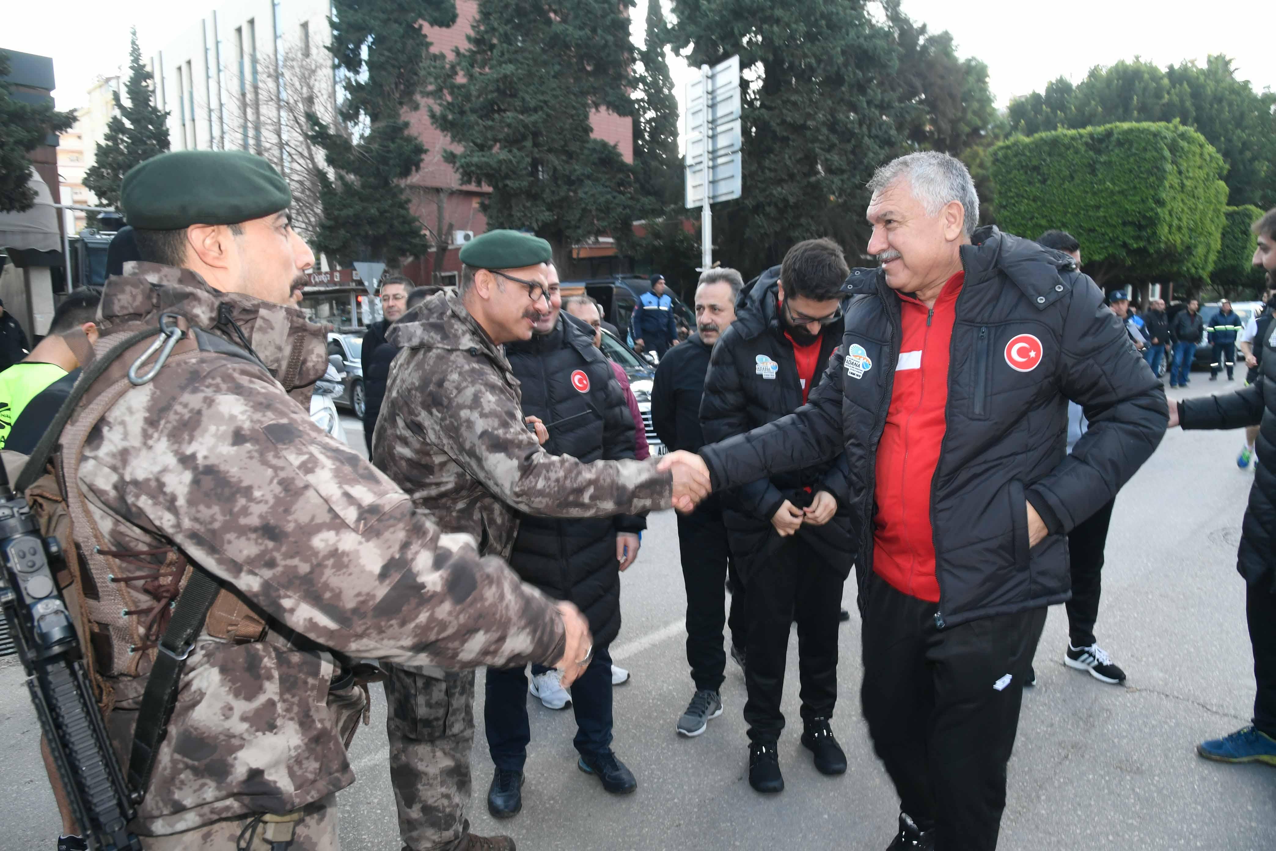 Adana'da 5 Ocak kurtuluş coşkusu…