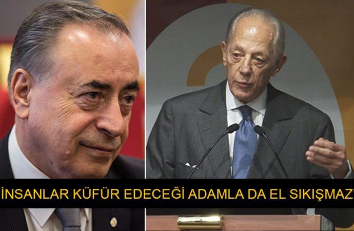 Faruk Süren'den Mustafa Cengiz'e: Eli sıkılacak adam değil