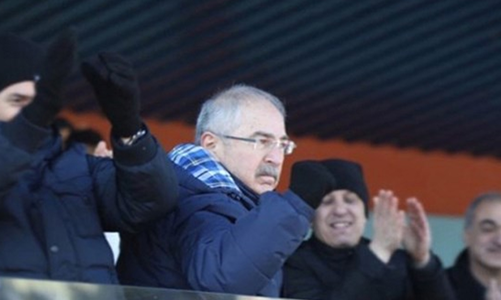 Kayyum Valisi, rakip takımın teknik direktörü ve eşini talimatla gözaltına aldırdı iddiası