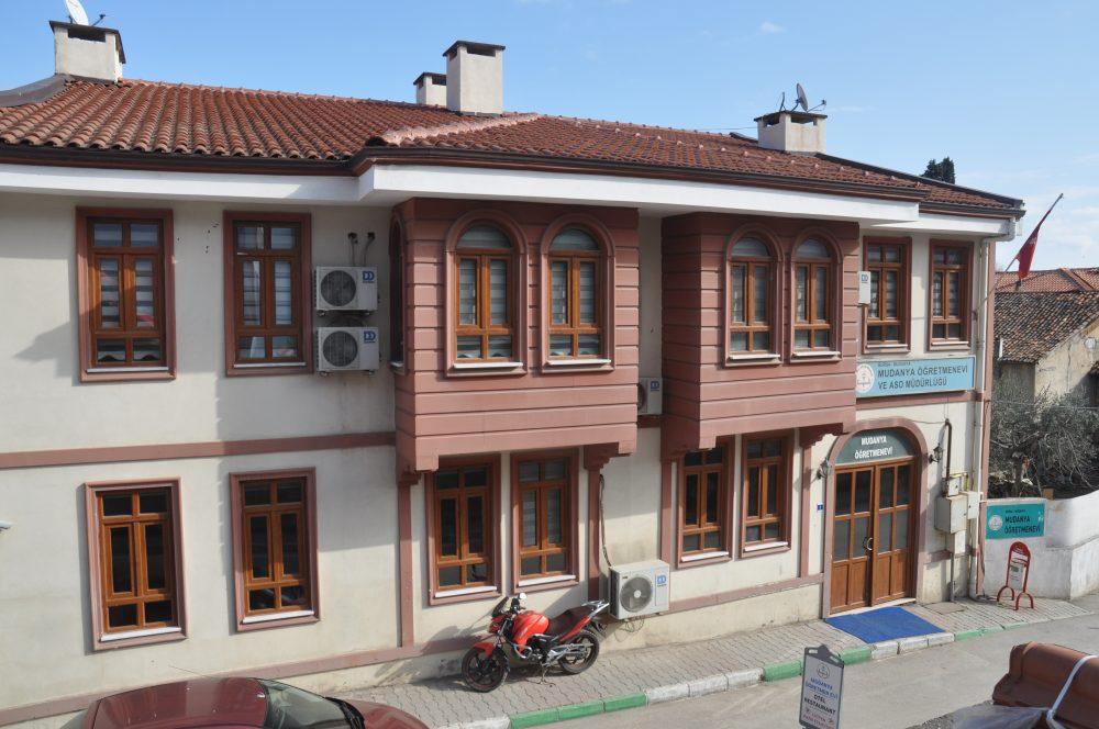 Öğretmenevi Mudanya Belediyesi himayesinde hizmet verecek