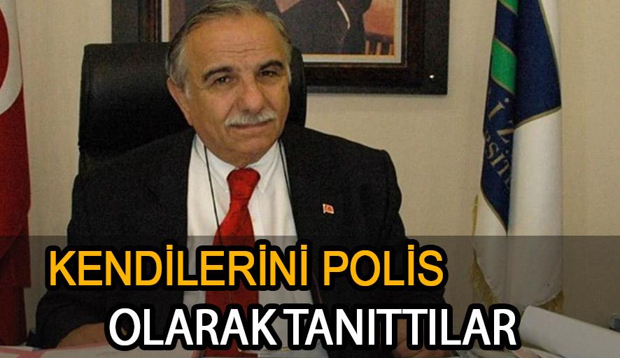 Recep Tayyip Erdoğan Üniversitesi eski rektörünü 117 bin dolar dolandırdılar