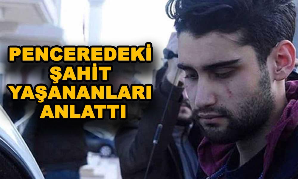 Türkiye'nin gündemindeki cinayetin tanıkları konuştu: 'O adam Kadir Şeker'e arkadan saldırdı'