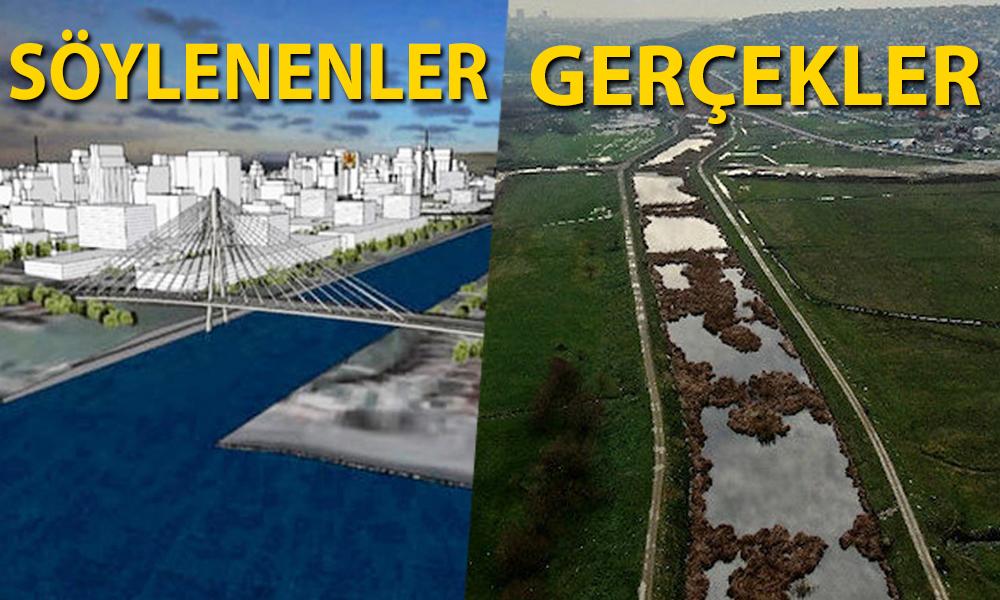 İBB, Kanal İstanbul'a ilişkin gerçekleri ortaya koydu!