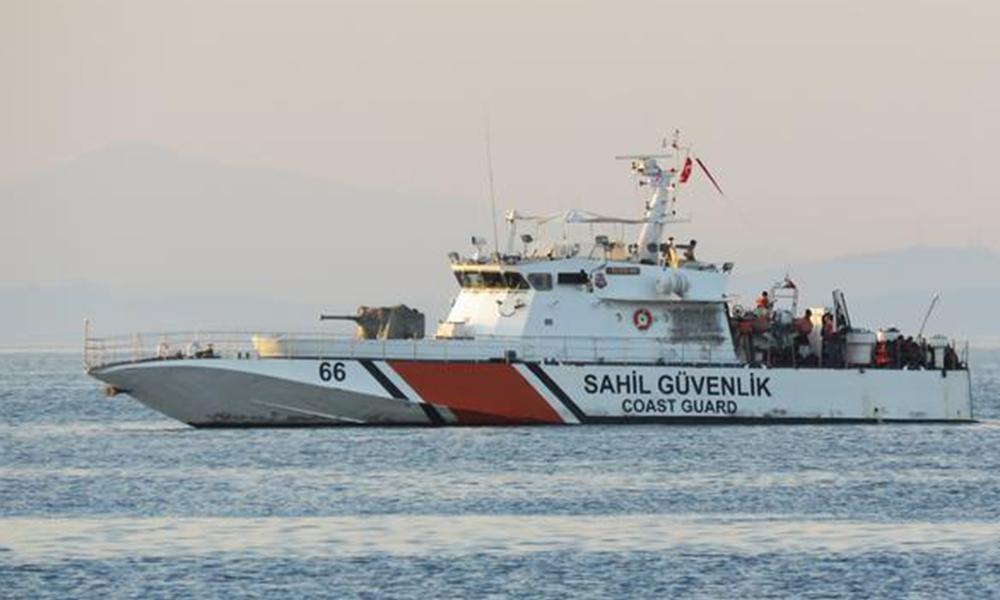 Sol Parti tepkili… Almanya'dan Türk sahil güvenliğine 32 milyon Euro