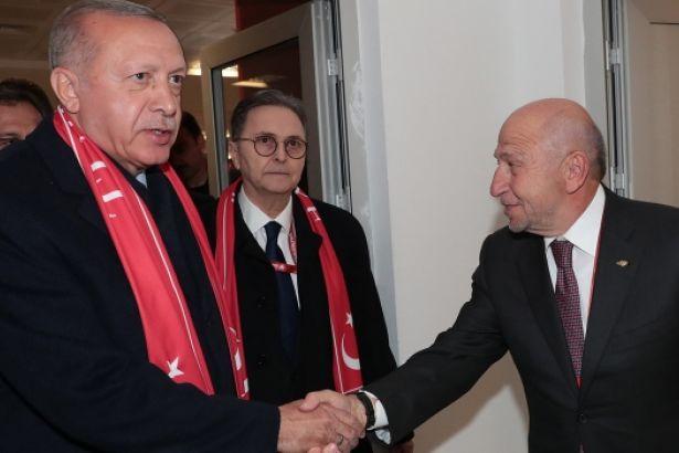 Nihat Özdemir TFF başkanlığını bırakıyor, bir diğer AKP'li geliyor