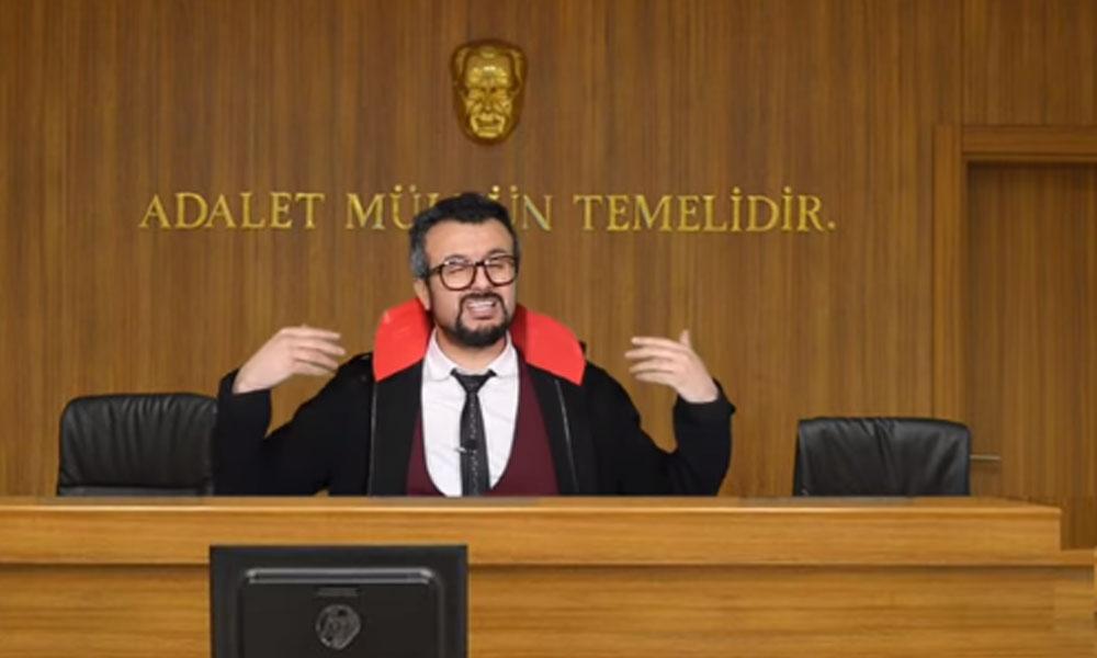 Sosyal medyayı sallayan Gezi Davası videosu: 'Yeniçeri isyanı'nı organize etmekten mi yatıralım efendim?