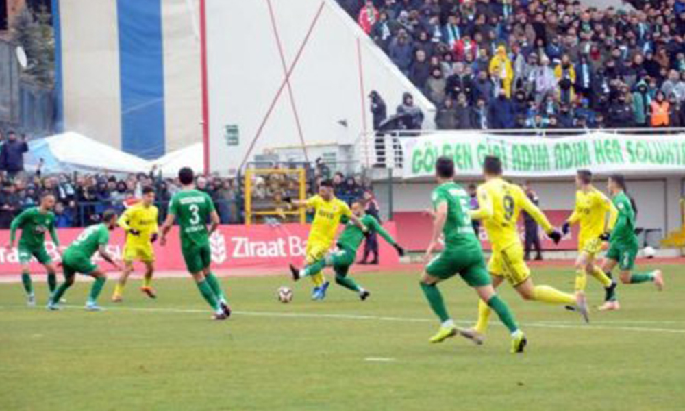 Türkiye Kupası'nda Fenerbahçe – Kırklarelispor maçı ertelenebilir…