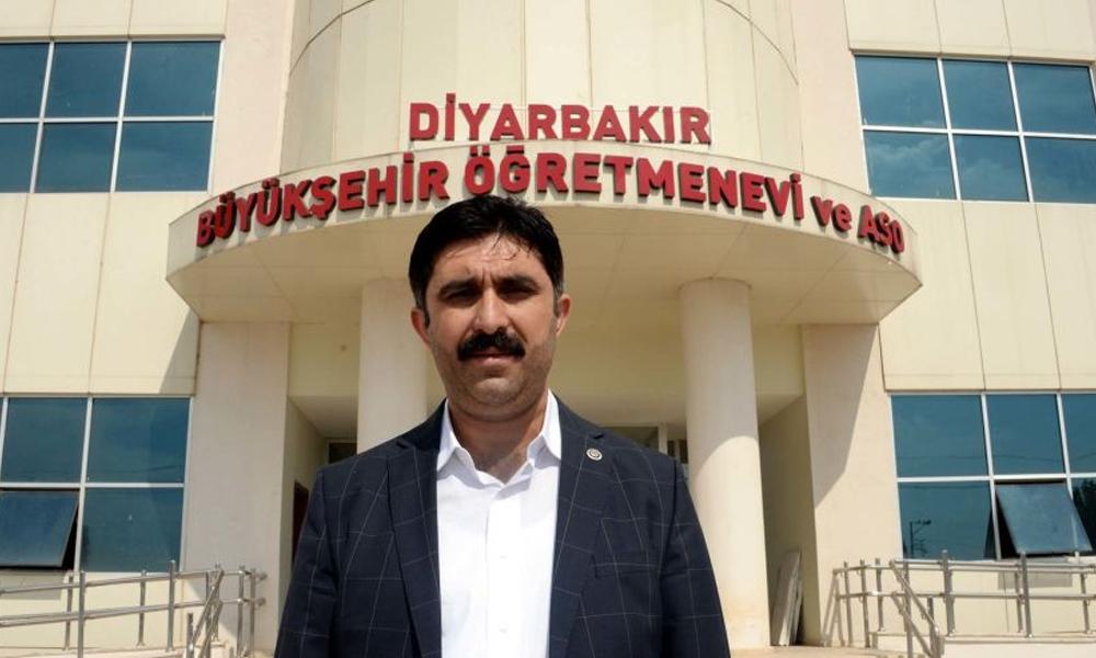 Diyarbakır Memur-Sen İl Başkanı gözaltına alındı