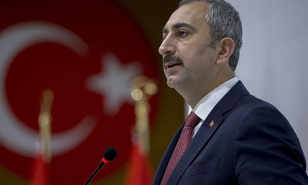 Adalet Bakanı Gül: İnfaz düzenlemesi yakın zamanda Meclis'e gelecek