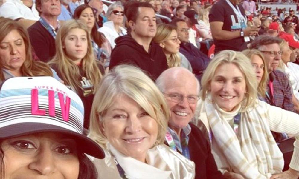 Martha Stewart, Acun Ilıcalı ve Çağla Altunkaya aşkını belgeledi!