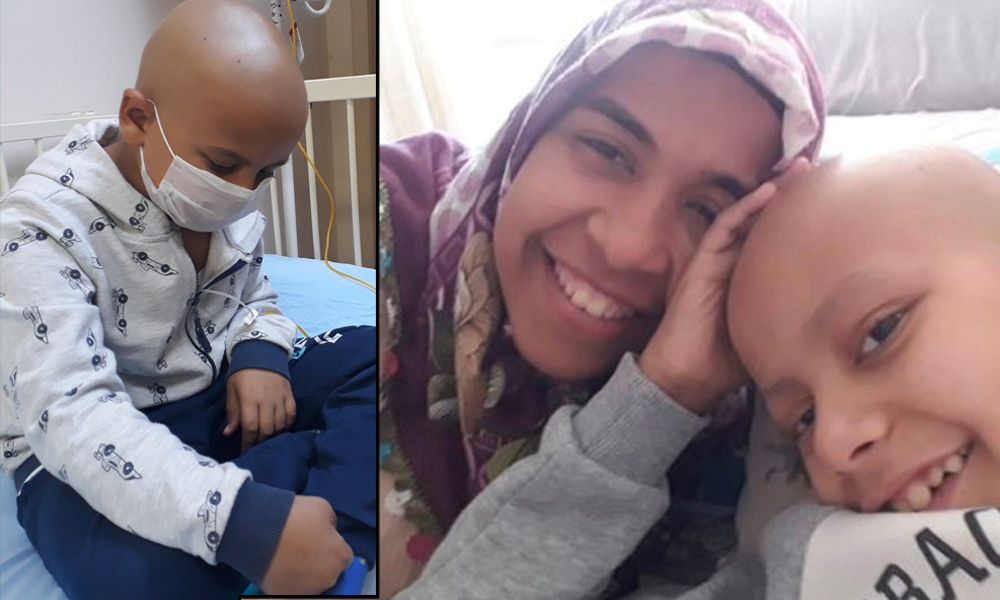 'Ve sonunda vicdan kazandı' Ahmet, kanser tedavisine artık annesiyle gidebilecek