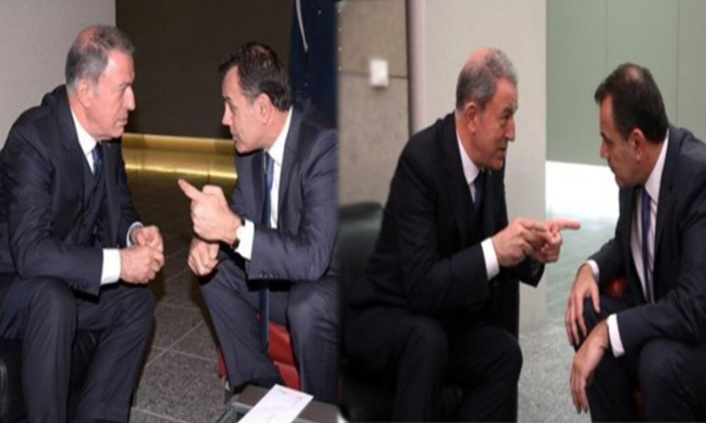 Medyanın parmak oyunu! İki farklı ülke iki farklı görsel…