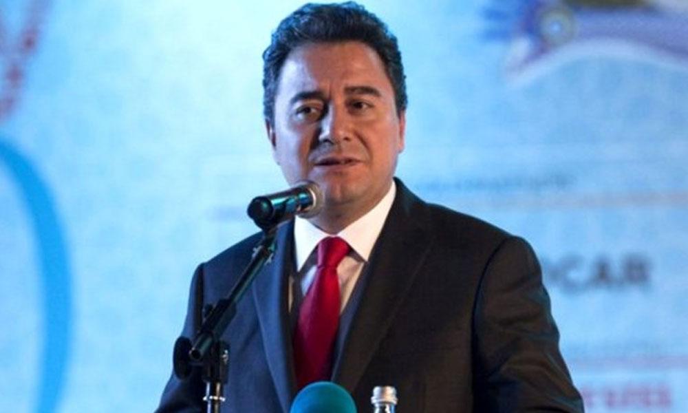 Ali Babacan'ın partisine AKP'den ilk yorum