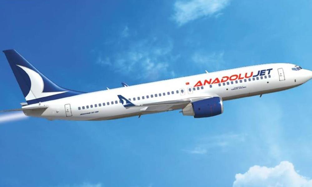 AnadoluJet 'yurt dışı uçuşları' için tarih verdi